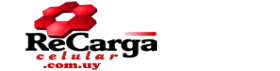 Logo recargacelular.com.uy